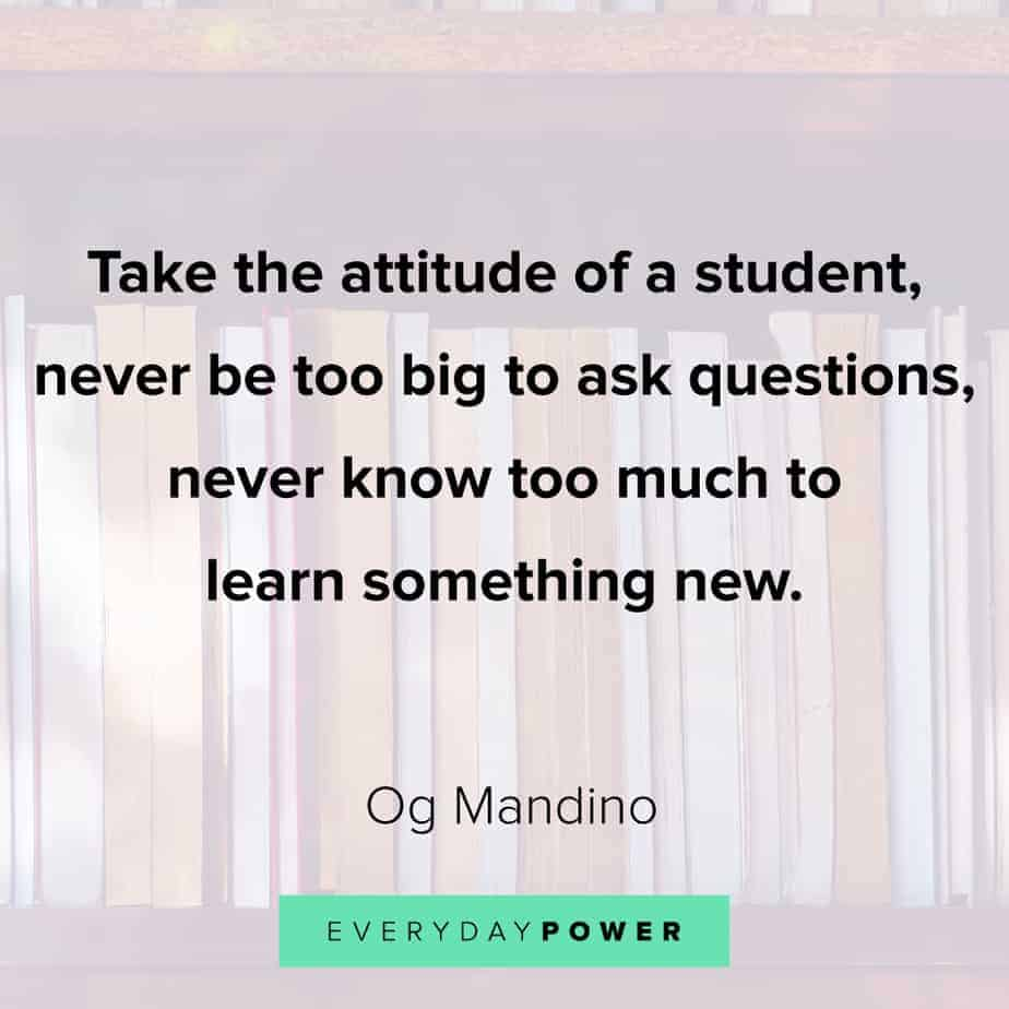 quotes about education and students