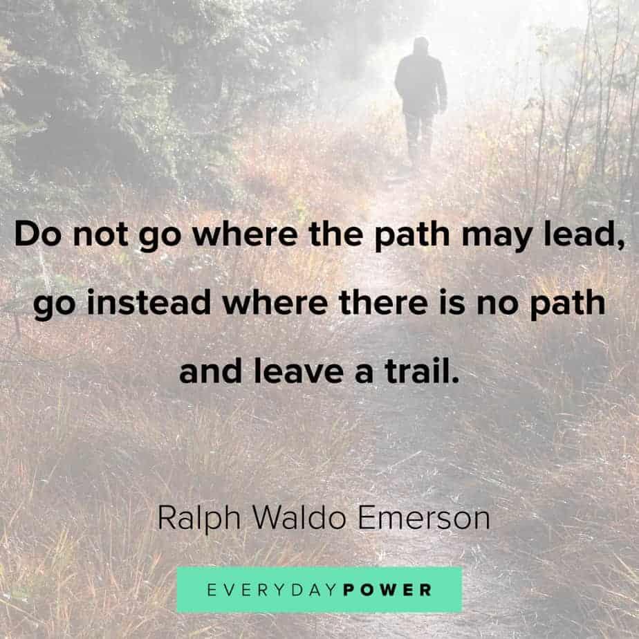 ralph waldo emerson quotes on life