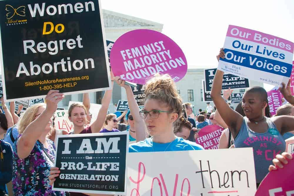 50 Abortion Quotes from Pro-Life and Pro-Choice Activists
