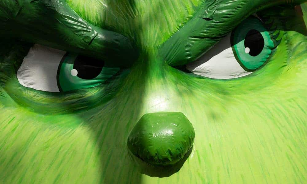 50 Grinch Quotes For The Holidays and Naysayers