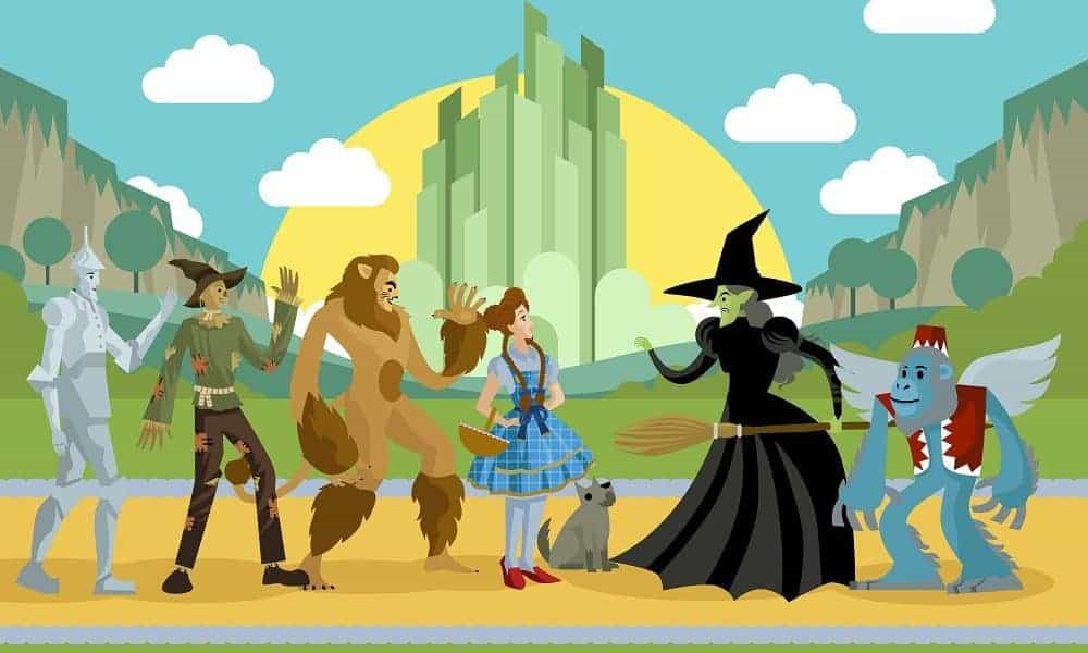 Wizard of Oz Quotes for Finding Your Way Home