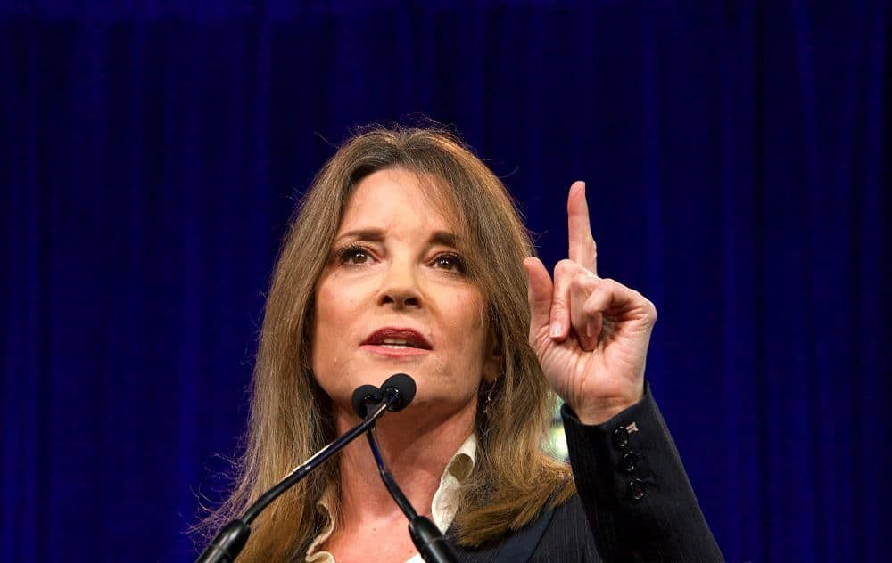 Marianne Williamson Quotes on Our Deepest Fears and Love