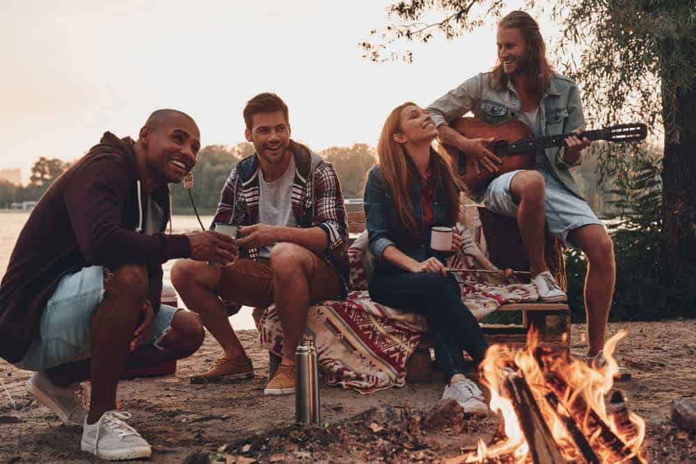 Camping Quotes to Get You Outdoors