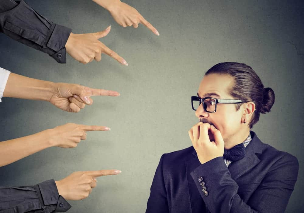 5 Ways to Overcome the Fear of Being Judged