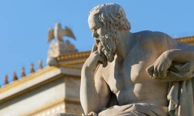Socrates the Greek Philosopher