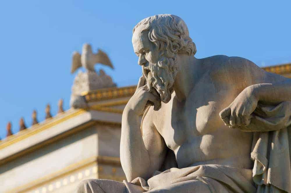 Socrates the Greek Philosopher