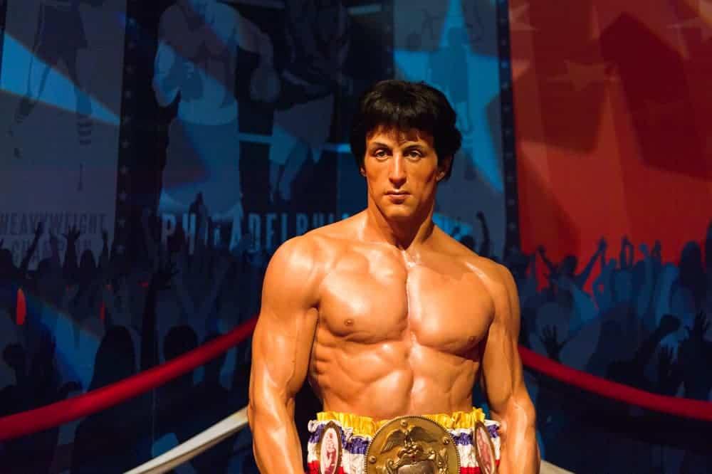 An Image of Rocky Balboa