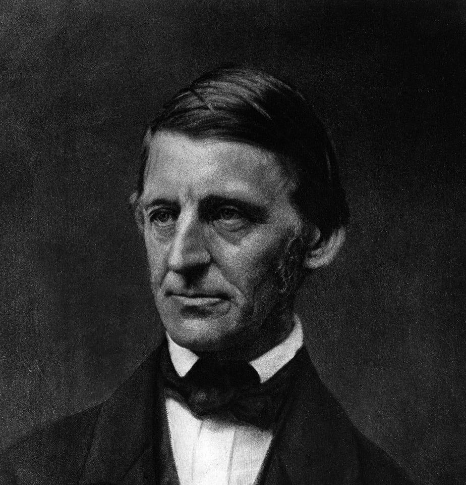 A Picture of Ralph Waldo Emerson