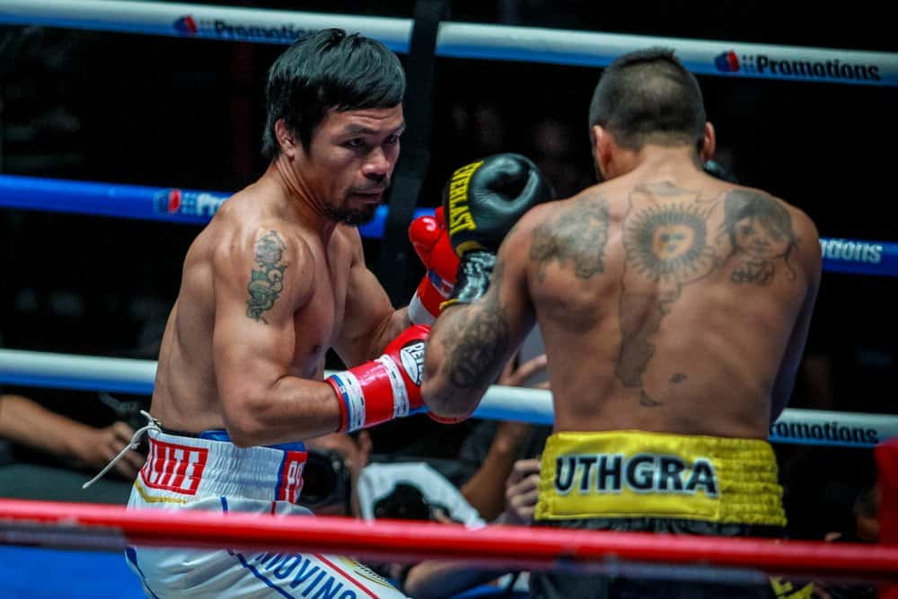 50 Manny Pacquiao Quotes for When You are Feeling Down and Out