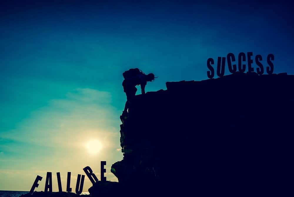 Why Your Greatest Success Will Only Come After Your Worst Failure