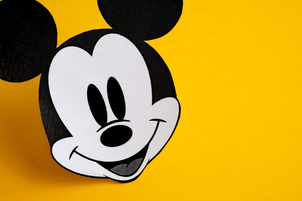 Mickey Mouse Disney Character