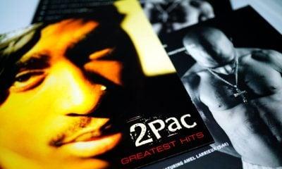 Tupac Amaru Shakur the American Rapper