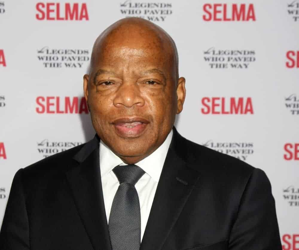 A Picture of John Lewis