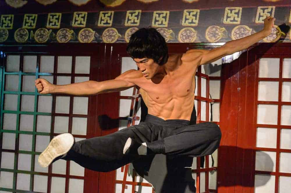 Bruce Lee the Martial Artist