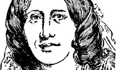 A Drawing of George Eliot