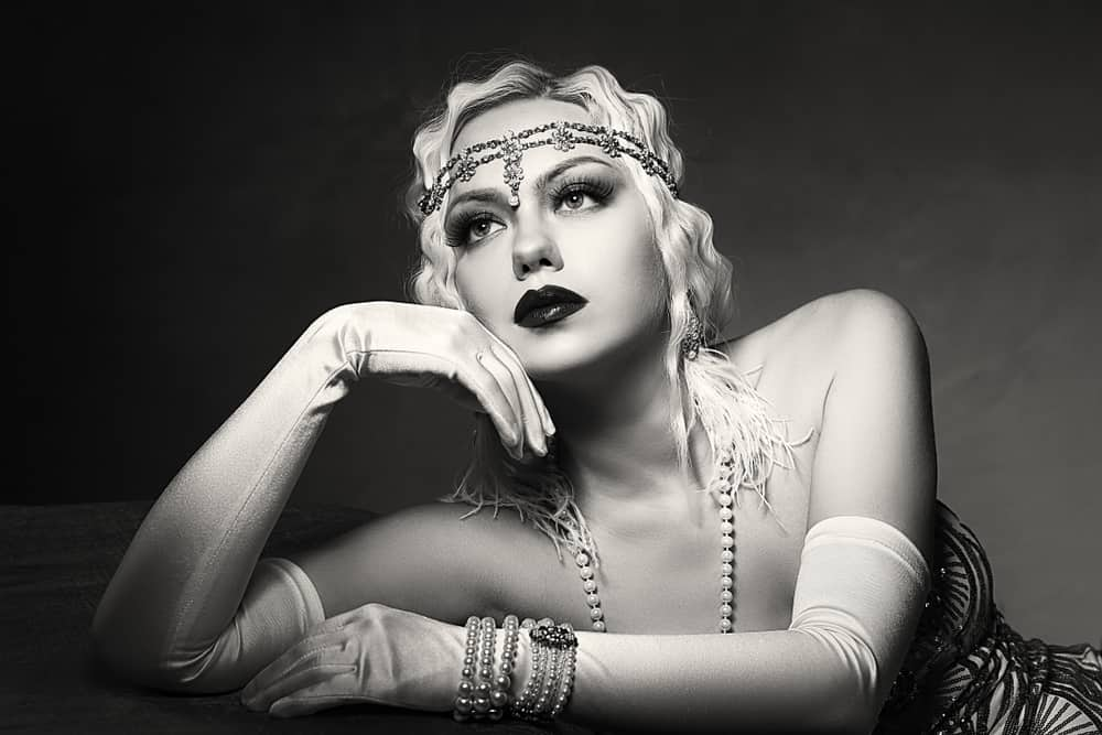Mae West the American Actress