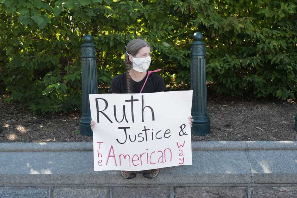 How Ruth Bader Ginsburg Became Notorious and What We Do Now