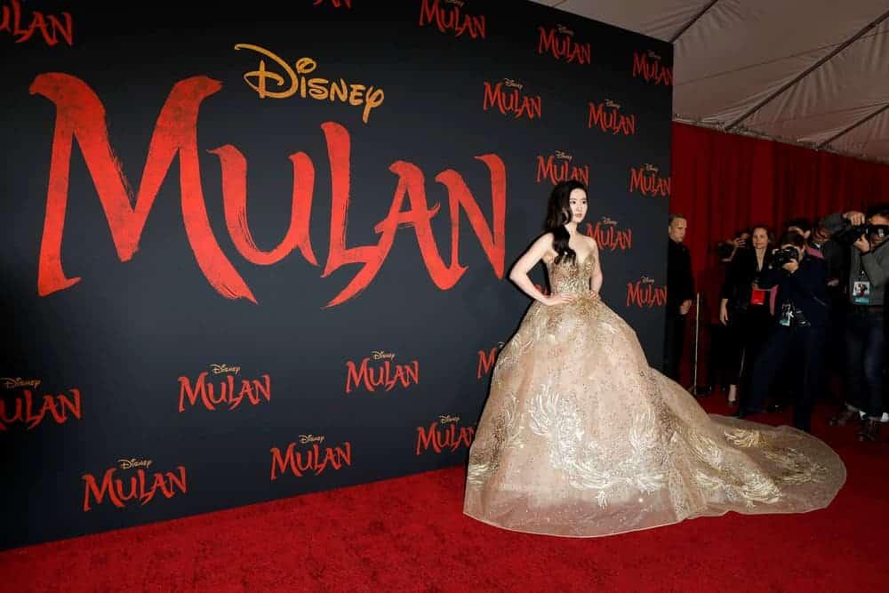 New Mulan Movie