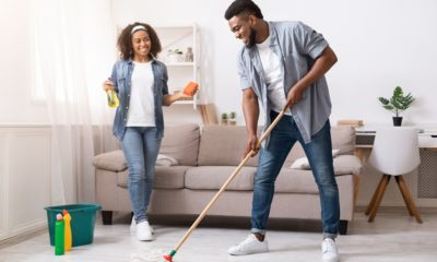 Why Does Cleaning Relieve Stress?