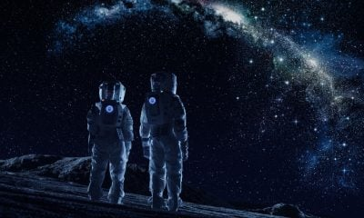 Astronauts and the Galaxy