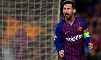 Lionel Messi Professional Football Player