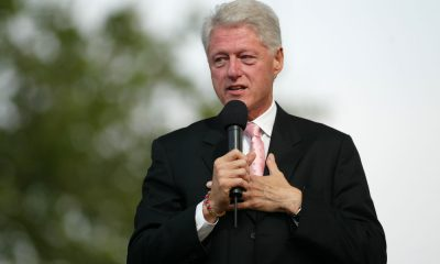 Bill Clinton 42nd President of the United States of America