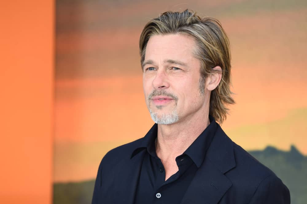 Brad Pitt American Actor