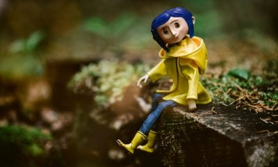 Creepy Coraline Doll