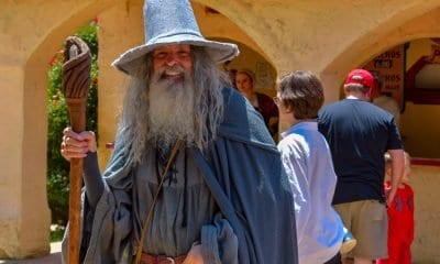 Gandalf the Protagonist