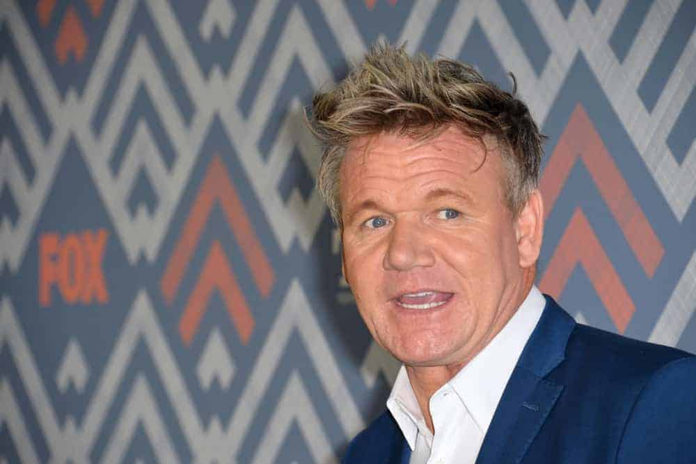 Gordon Ramsay Television Personality