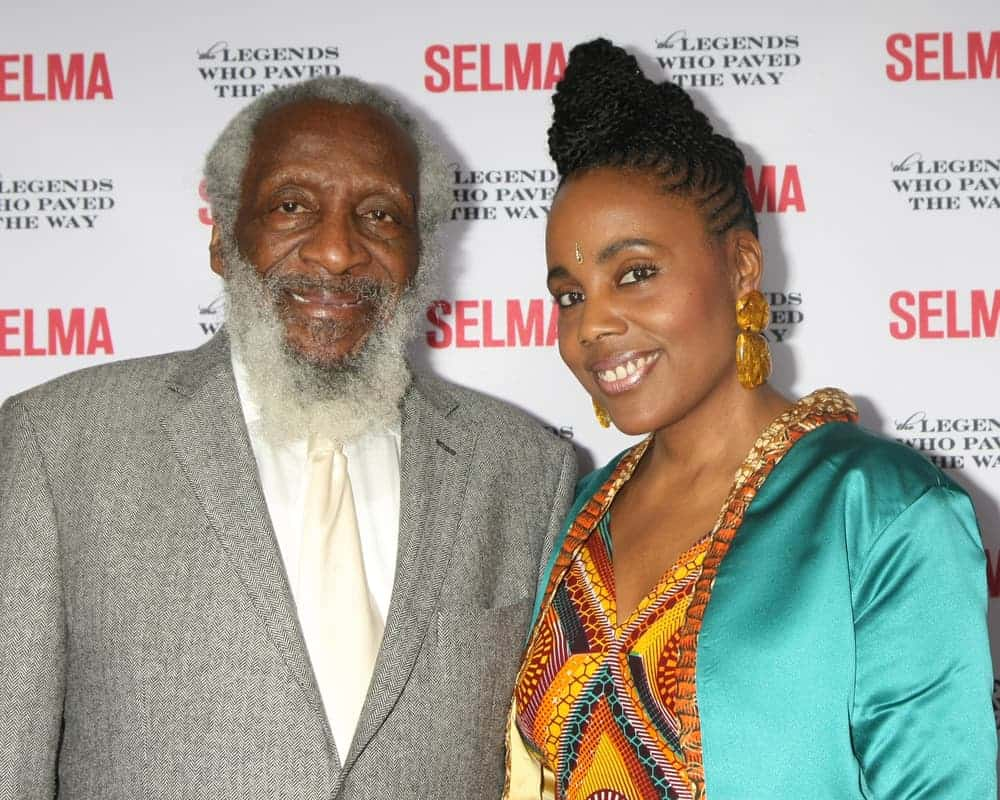 Dick Gregory the Comedian