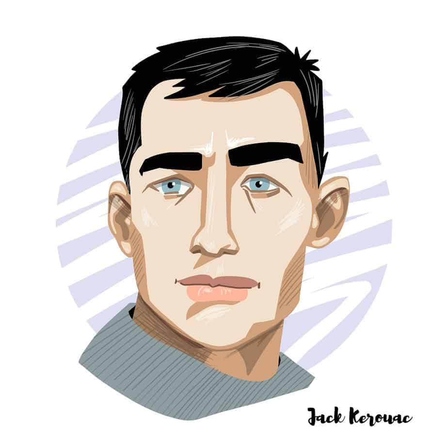 Jack Kerouac American Novelist