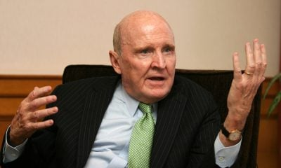 Jack Welch the Businessman