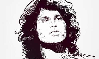 Jim Morrison American Singer