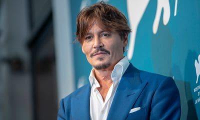 Johnny Depp the American Actor