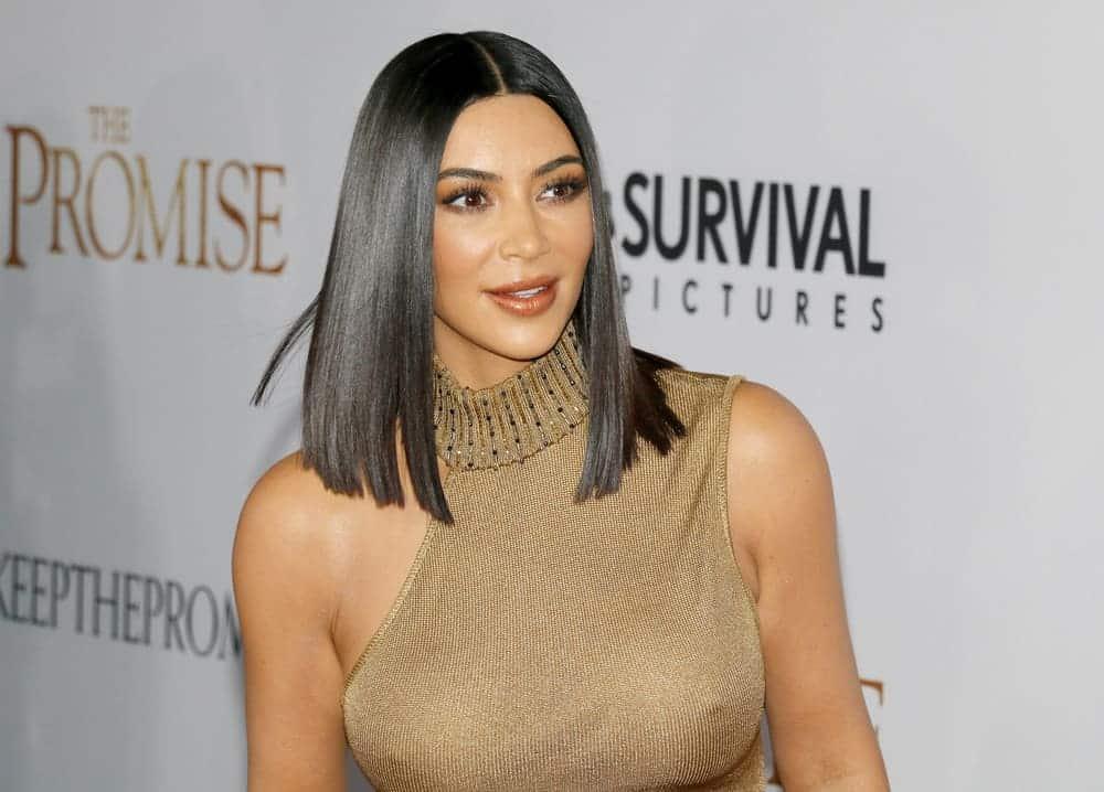 Kim Kardashian Socialite