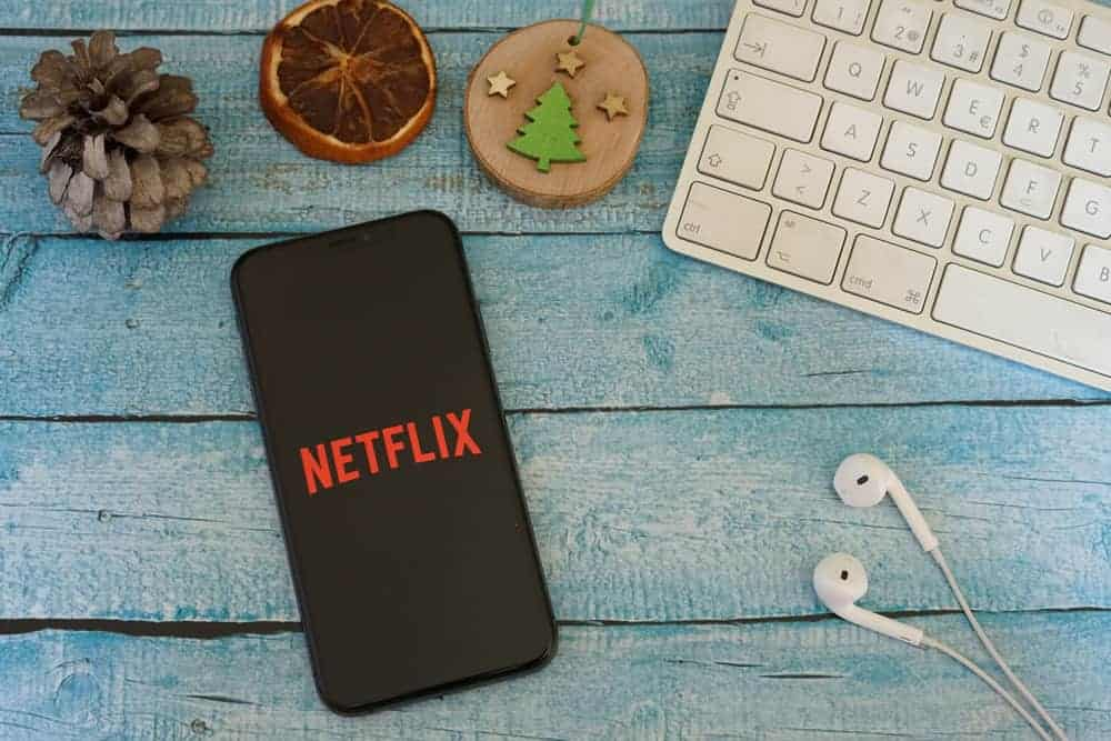 A Smartphone with Netflix
