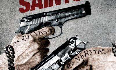 Two Hands Holding a Gun