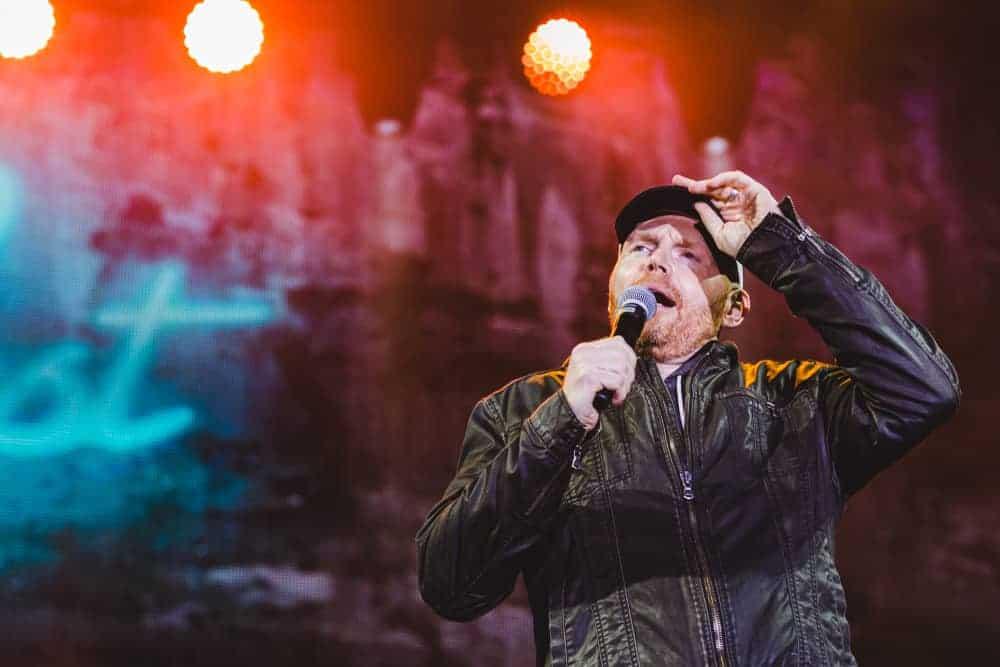 Bill Burr Singing