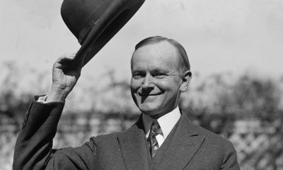 A Picture of Calvin Coolidge