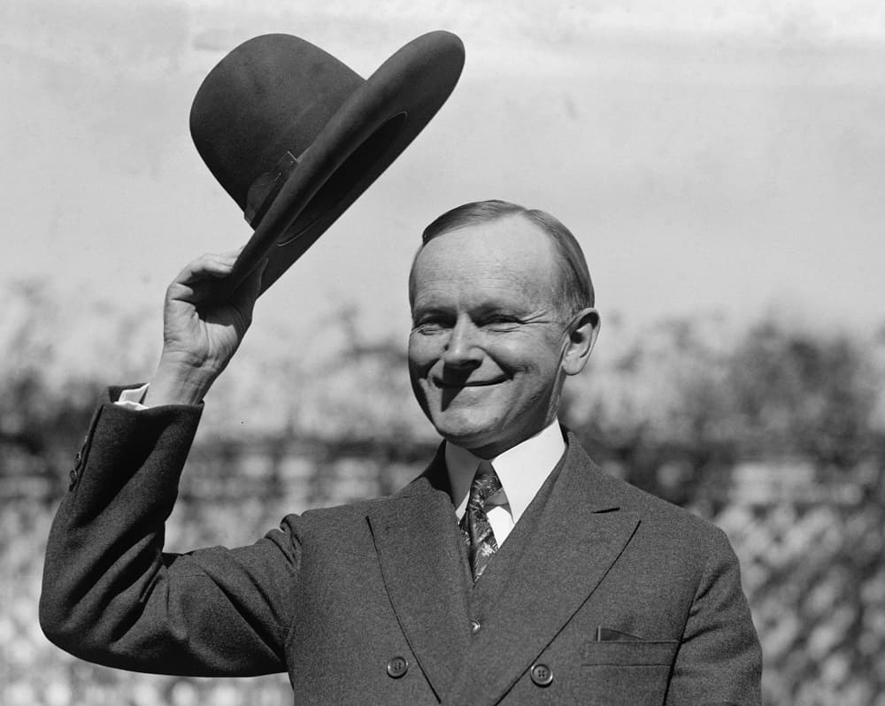 50 Calvin Coolidge Quotes About Progress and Patriotism