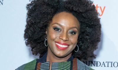 A Picture of Chimamanda Ngozi Adichie