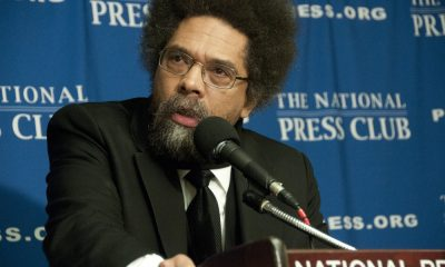 A Picture of Cornel West