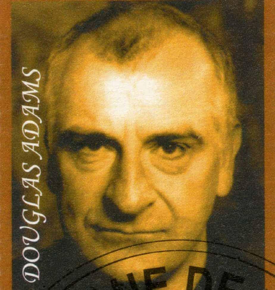 An Image of Douglas Adams