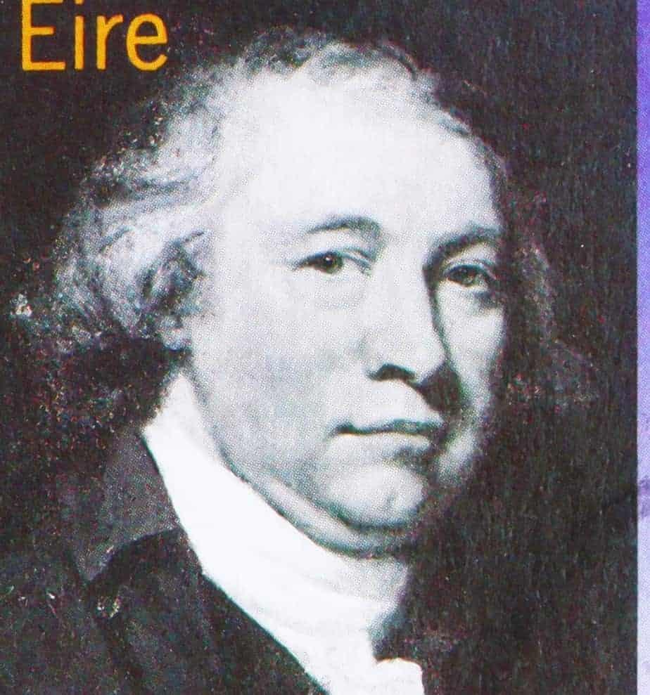 An Image of Edmund Burke