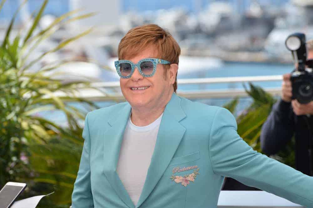 A Picture of Elton John