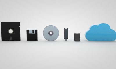 A Picture of Different Kinds of Storage