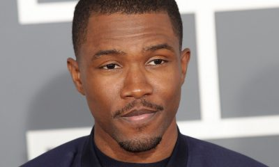 A Picture of Frank Ocean
