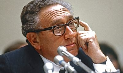 A Picture of Henry Kissinger