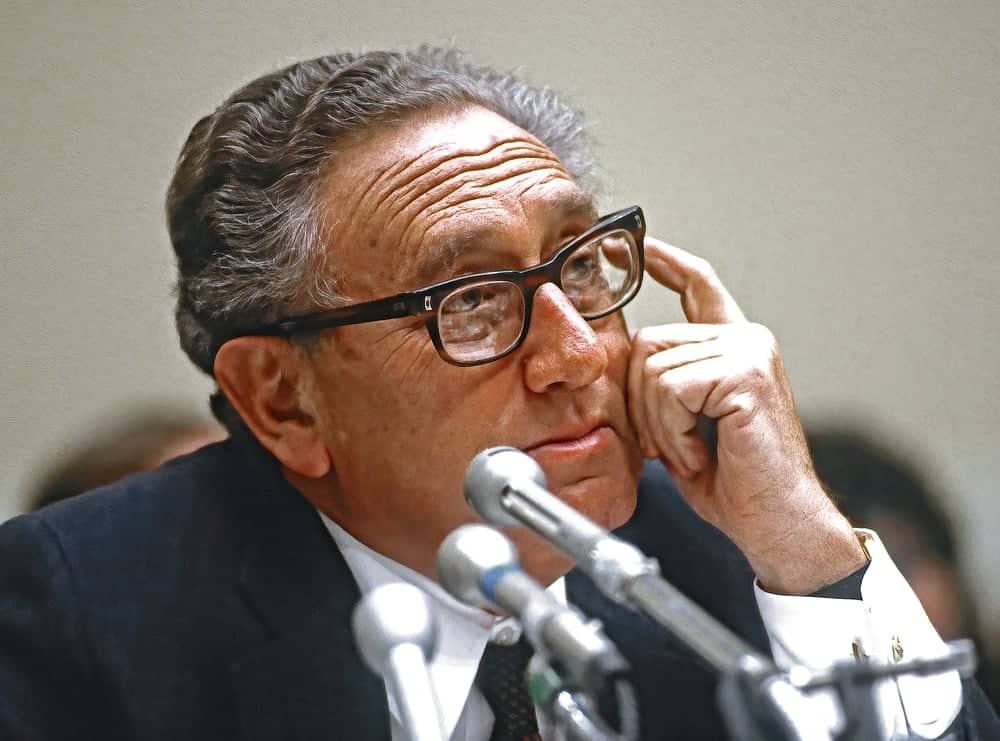 50 Henry Kissinger Quotes on Politics, Leadership, and War